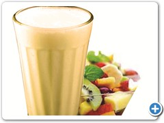 Fruit-lassi