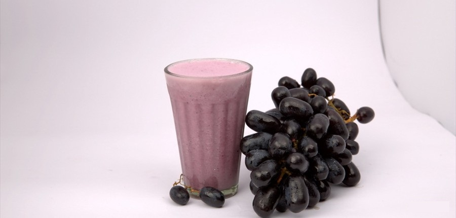 Grape Lassi